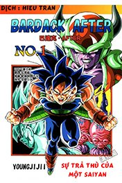 Dragon Ball : Bardock After