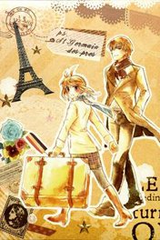 FATE DOUJINSHI - ST. GERMAIN DES PRES FRANCE TRIP